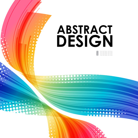Ilustración de Abstract technology background, business template - Imagen libre de derechos