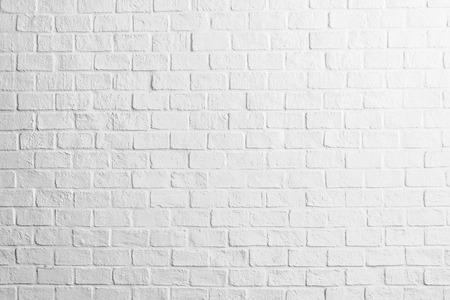 Foto de White concrete brick wall textures background - Imagen libre de derechos