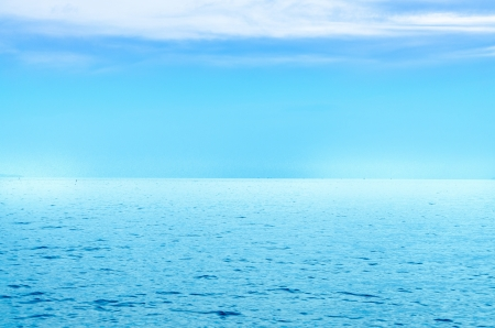 Peaceful is a Blue sea