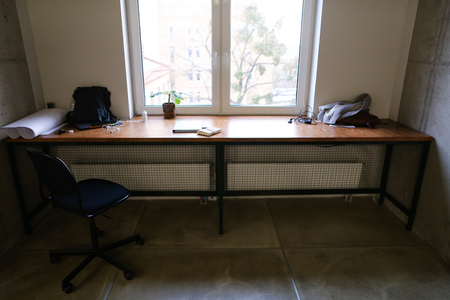 Photo for Simple interior of working area. - Royalty Free Image