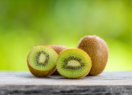 Photo for kiwi fruit - Royalty Free Image