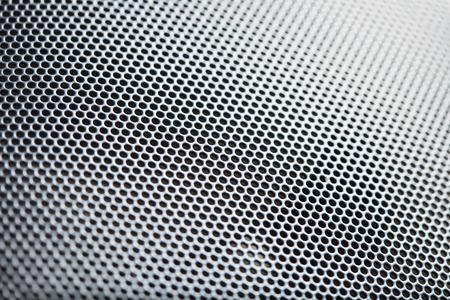 Photo pour Metal speaker mesh - image libre de droit