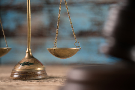 Photo pour law concept - image libre de droit