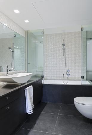 Foto de Modern luxury bathroom - Imagen libre de derechos
