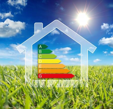 Photo pour home energy - consumption wattage - image libre de droit
