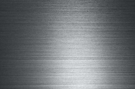 silver texture metal with horizontal stripes
