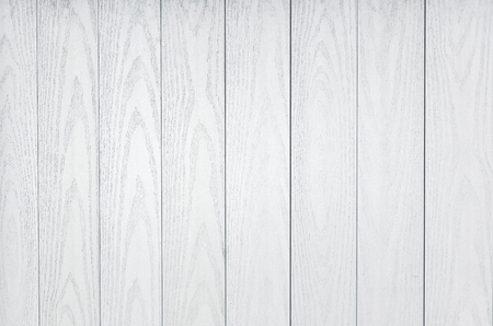 Photo for white wood plank texture background - Royalty Free Image
