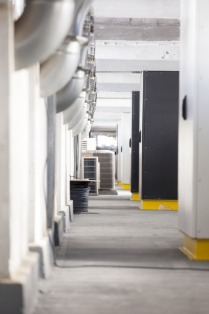 Photo for Network Server Room - Royalty Free Image