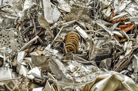 Foto de scrap metal - Imagen libre de derechos