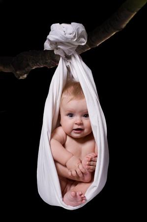 Foto de Baby relaxation - Imagen libre de derechos