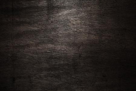 Photo pour Dark wood background - image libre de droit