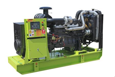 Photo pour Mobile electric power generator for emergency situations - image libre de droit
