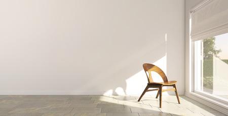 Photo pour Empty room - image libre de droit