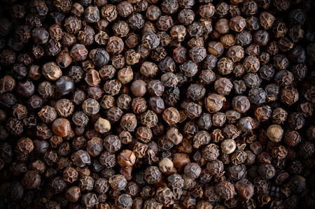 Photo pour closeup background of  pepper seeds - image libre de droit