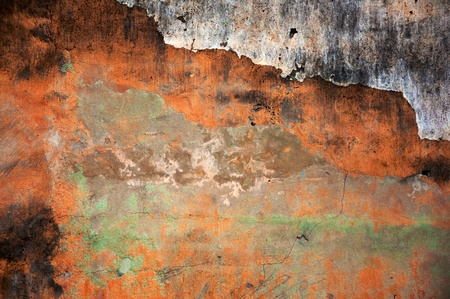 Photo for Texture of an old grunge vintage wall. - Royalty Free Image