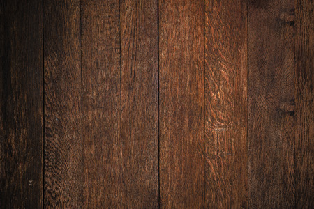 Photo for Brown Wood Planks Texture Pattern as Background - Royalty Free Image