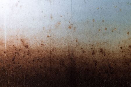 Foto de Grunge abstract dirty textured surface as background, spotty and stained pattern - Imagen libre de derechos