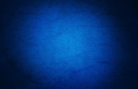 Closeup of textured blue background