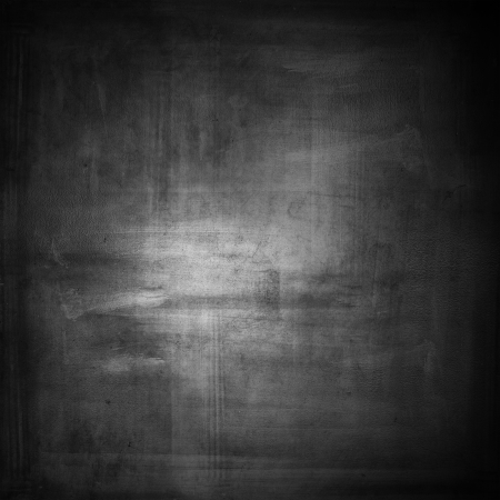 Photo pour Grey grunge textured wall  Copy space - image libre de droit