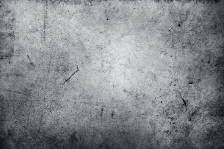 Photo for Grey grunge textured wall. Copy space - Royalty Free Image