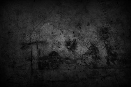 Photo for Dark grunge textured wall closeup - Royalty Free Image