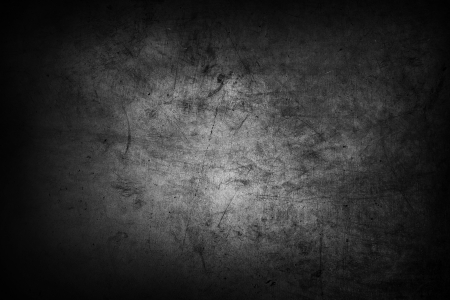 Photo for Grey grunge textured wall background - Royalty Free Image