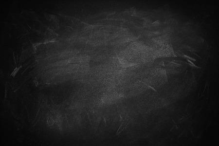 Photo pour Chalk rubbed out on blackboard - image libre de droit