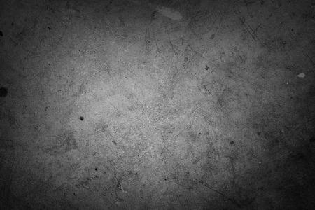 Grey wall background. Dark edges
