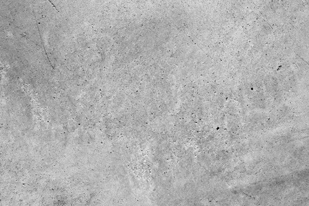 Grey textured concrete wall closeup
