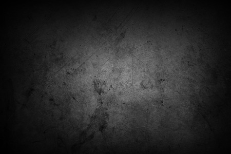 Photo for Grey wall background. Dark edges - Royalty Free Image