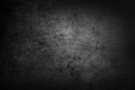 Photo pour Dark grunge textured wall closeup - image libre de droit