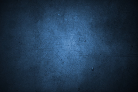 Photo pour Closeup of blue concrete texture - image libre de droit