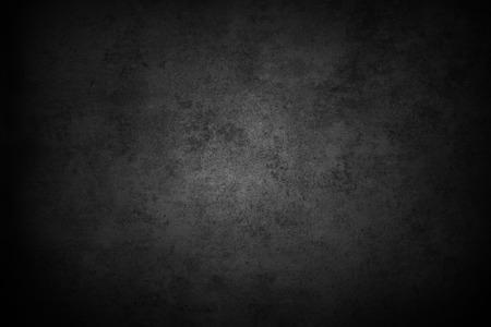 Foto de Dark textured grey wall closeup - Imagen libre de derechos