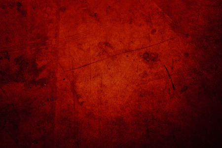 Photo pour Red grunge textured wall background - image libre de droit