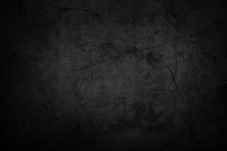 Photo pour Dark blank black wall background - image libre de droit
