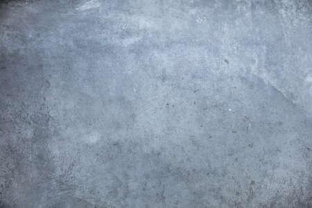 Closeup of blue tone textured concrete wall