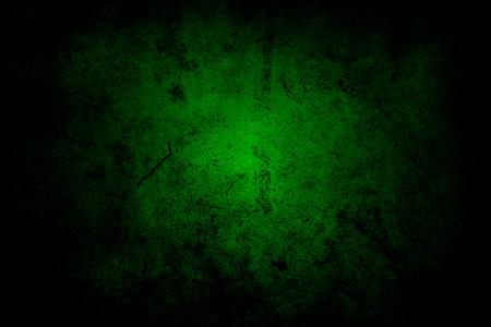 Photo pour Closeup of green textured wall - image libre de droit