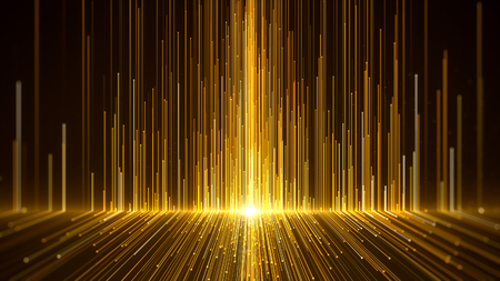Photo for Gold Awards Background - Royalty Free Image