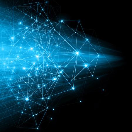 Foto de Best Internet Concept of global business.Technological background. Electronics, Wi-Fi, rays, symbols of the Internet, television, mobile and satellite communications - Imagen libre de derechos