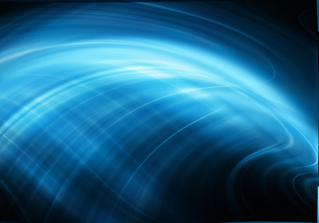 Foto per Abstract blue background - Immagine Royalty Free
