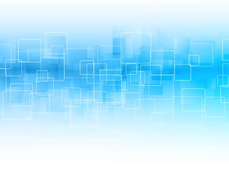 Illustration pour Vector Abstract science Background. Geometric design. EPS 10 - image libre de droit