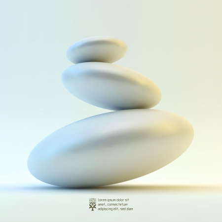 Ilustración de 3D illustration - Imagen libre de derechos