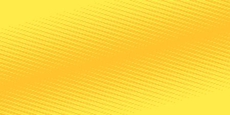 Ilustración de yellow orange halftone background - Imagen libre de derechos