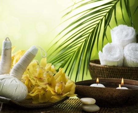 Spa. Thai Massage