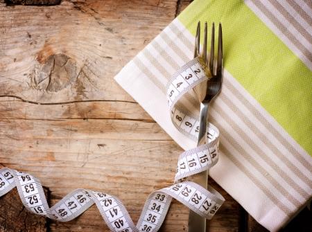 Photo pour Diet  Dieting Concept  Diet Menu - image libre de droit