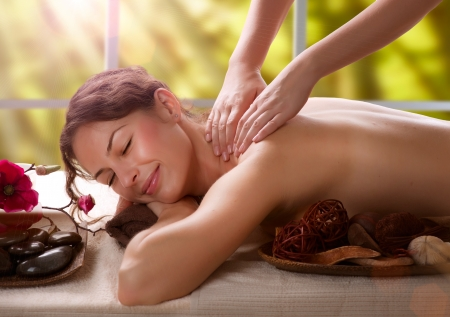 Massage  Spa Salon