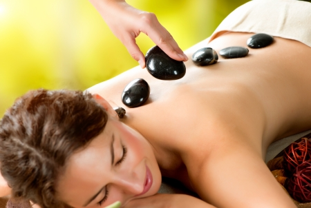 Spa Salon  Stone Massage  Dayspa
