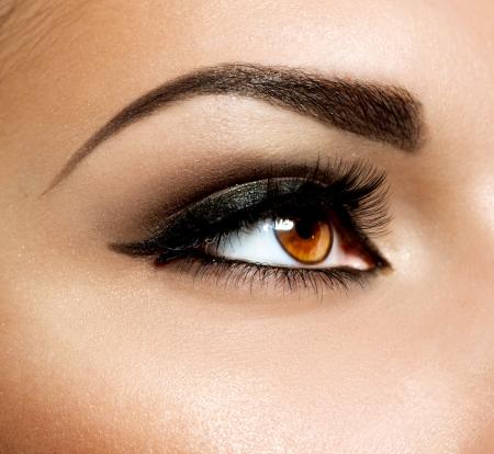 Brown Eye Makeup  Eyes Make-up