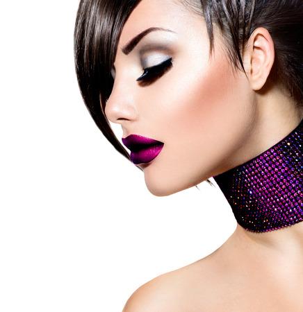 Fashion Beauty Woman Portrait