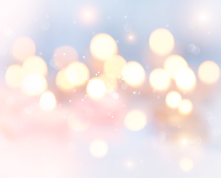 Photo pour Holiday abstract glowing blurred background, bokeh - image libre de droit